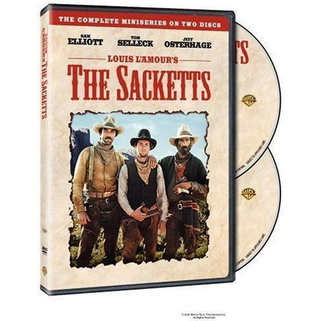Louis L'Amour's: The Sacketts [DVD] [1979] [Region 1] [US Import] [NTSC]